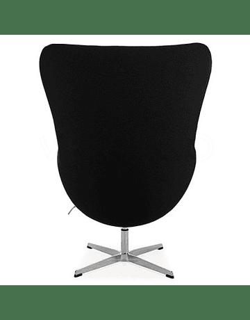 Silla sillon Huevo (Egg chair) Arne Jacobsen Gris claro II