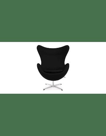 Silla sillon Huevo (Egg chair) Arne Jacobsen Gris* claro II