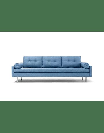 Vioski - chicago I Sofá Azul Ceniza