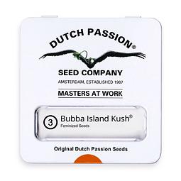 Bubba Island Kush x3