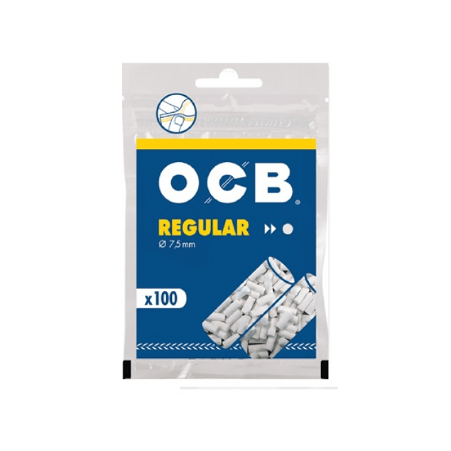 Filtros OCB regular