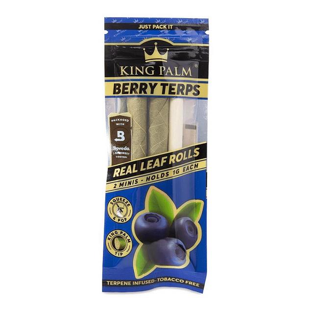 Conos Mini Berry terps x2 KingPalm