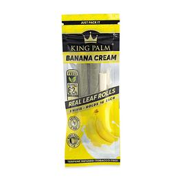 Conos Mini Banana cream x2 KingPalm