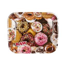 Bandeja RAW Donuts