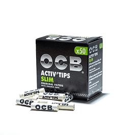 Filtros de carbón activado OCB®
