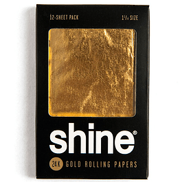 Shine® Gold 12 sheet pack