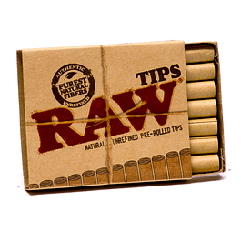 Tips RAW® Pre-enrolados