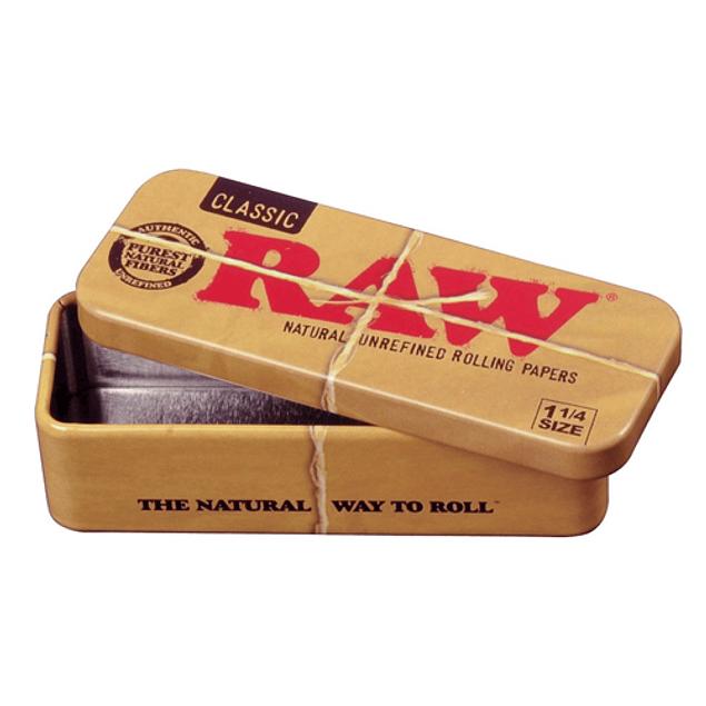 Caja metálica RAW® 1 1/4