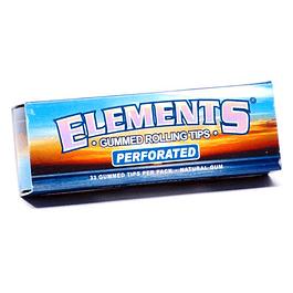 Filtros Elements con goma y prepicado