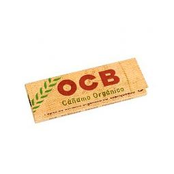 Papelillos OCB® Cáñamo orgánico