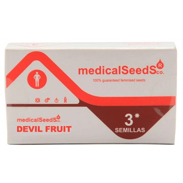 Devil Fruit x3