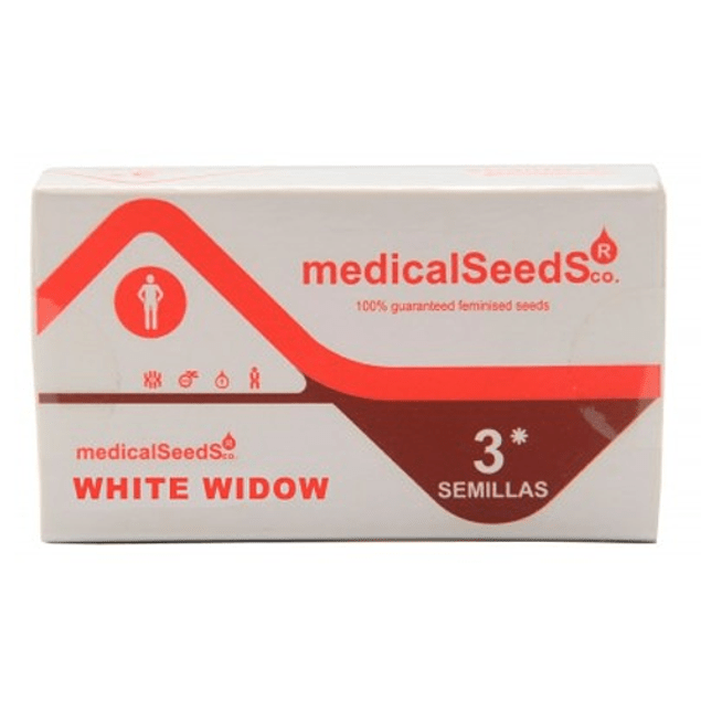 White Widow x3