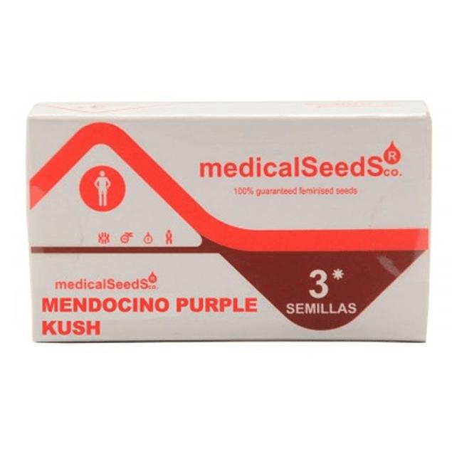 Mendocino Purple Kush x3