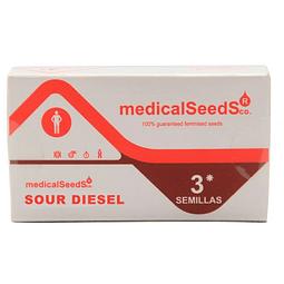 BCN Sour Diesel x3