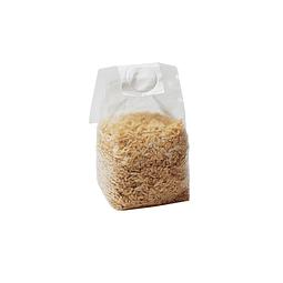 Mushbag 1200cc grano integral estéril