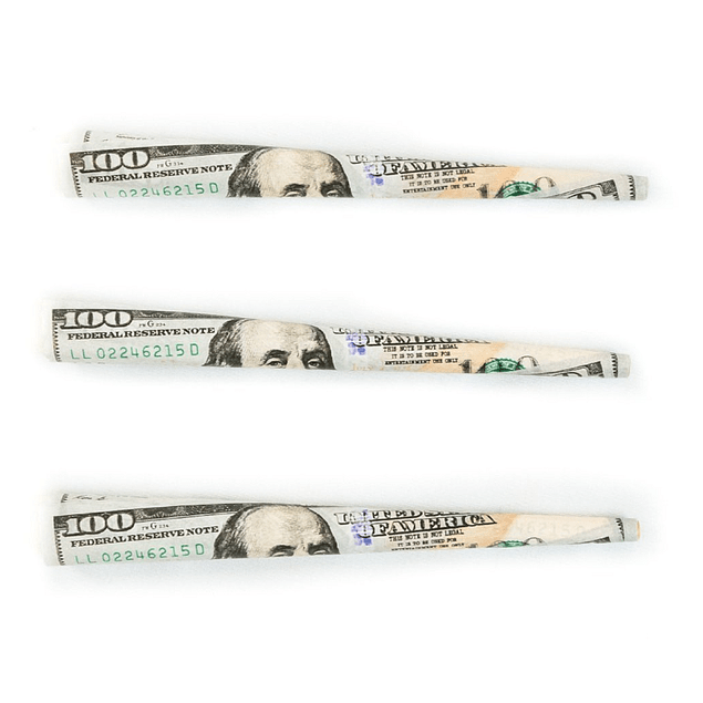 3 x Empire rolling papers