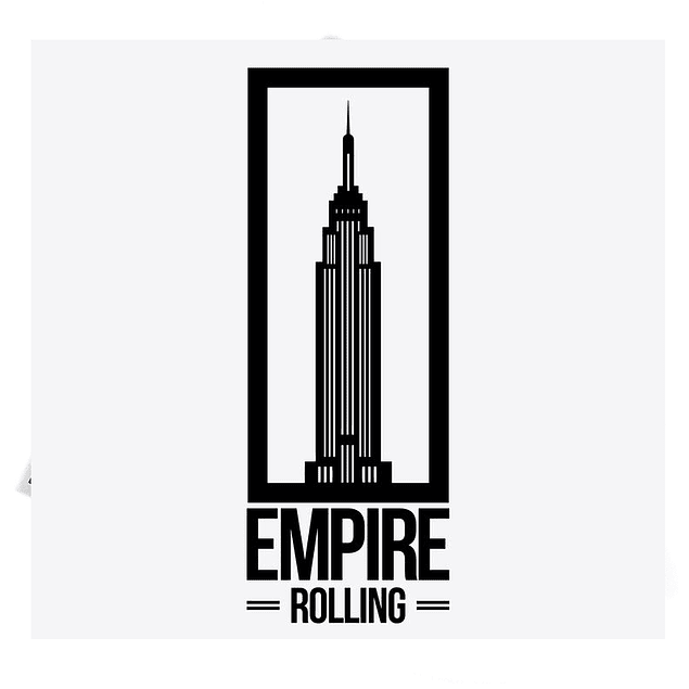 6 x Empire rolling papers
