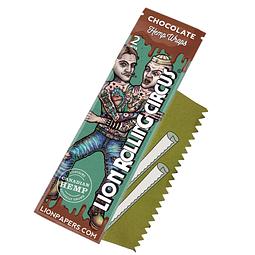 HempWrap Chocolate Lion Rolling Circus