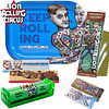 Pack Lion Rolling Circus