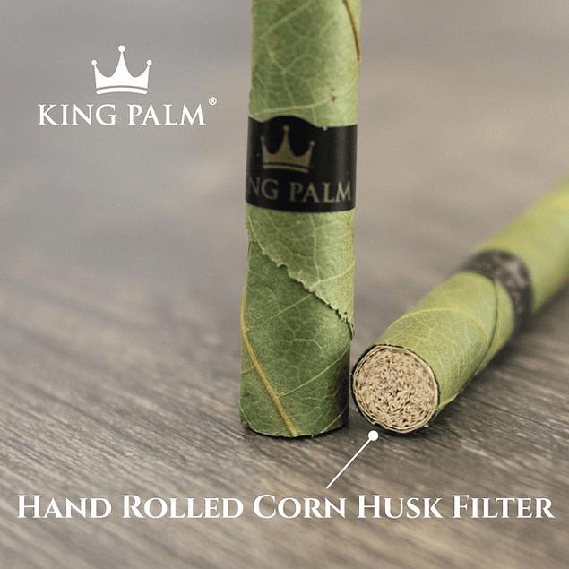 Filtros maíz KingPalm