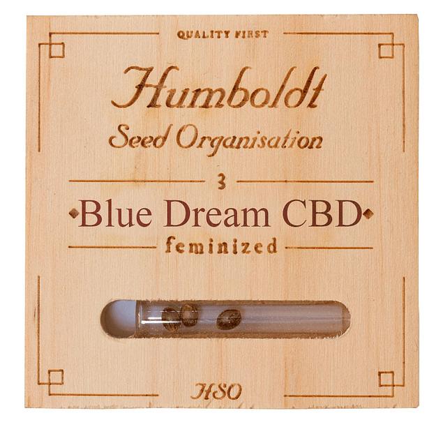 Blue dream CBD x3