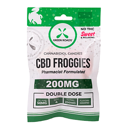 Froggies 200mg Green roads