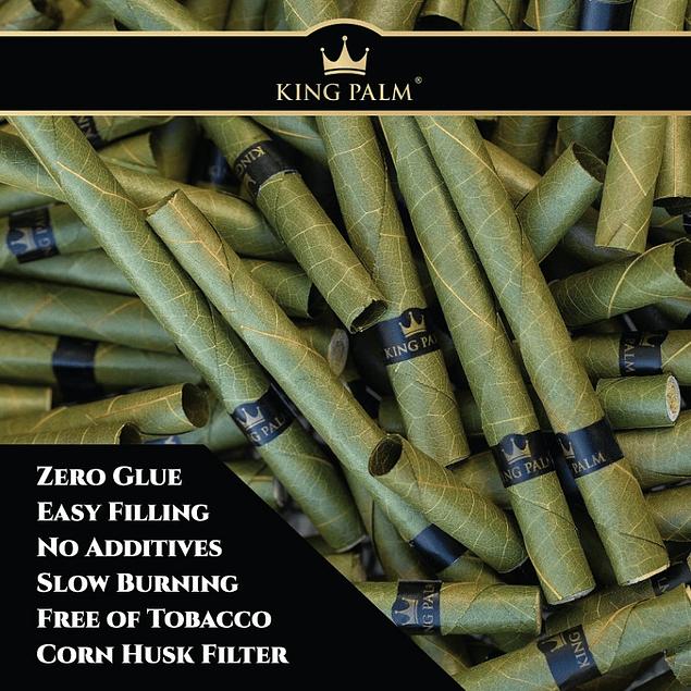 Mini rolls x10 King Palm