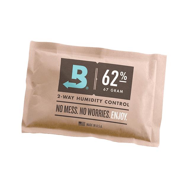 Boveda 67gr 62% controlador de humedad