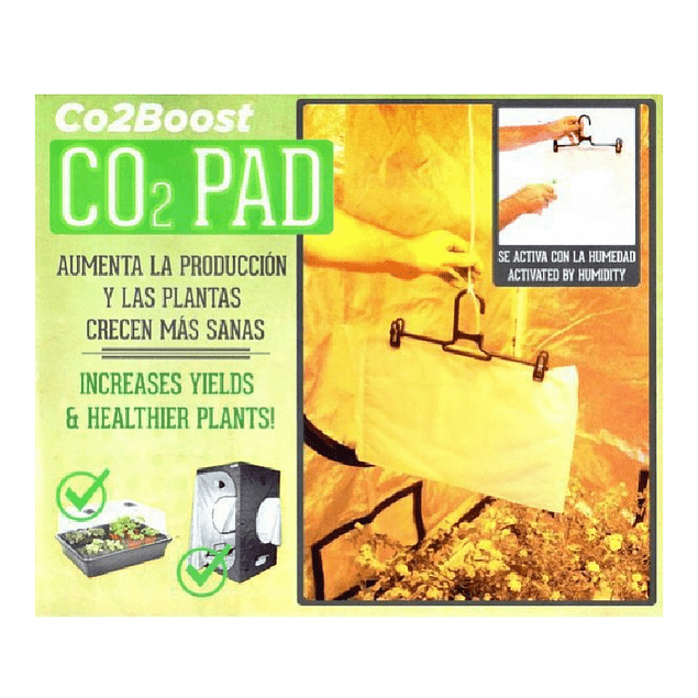 Kit Co2 Pad