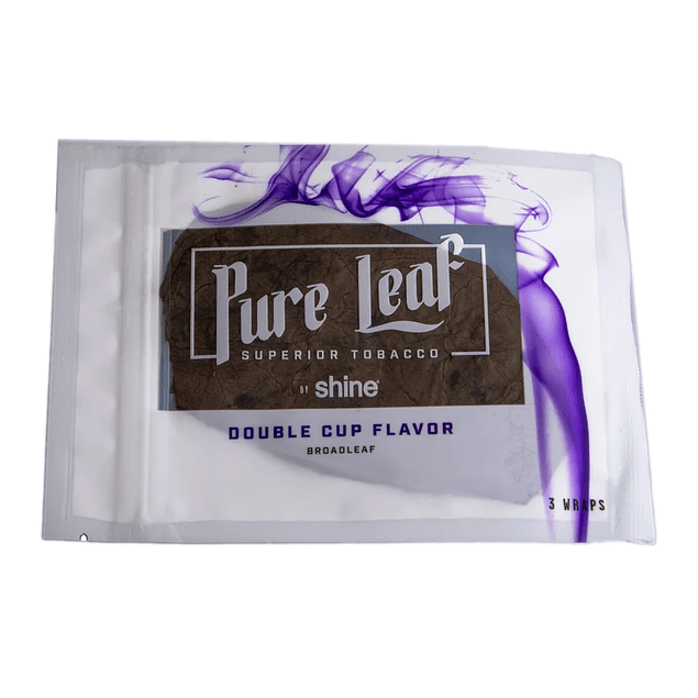 Pure Leaf Wraps® - Double Cup