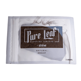 Pure Leaf Wraps® - Natural