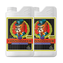 CONNOISSEUR GROW PARTE A+B 500ML