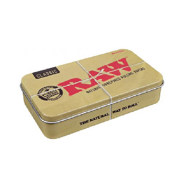RAW caja metálica