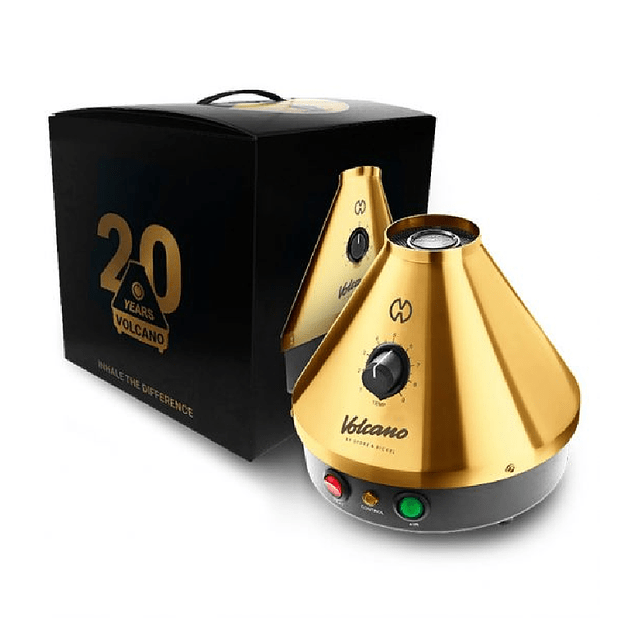 Vaporizador Volcano GOLD Classic