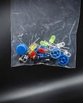 Pack pulsadores, leds y LDR