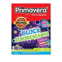 Block Fluorescente