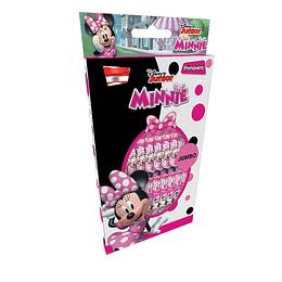 Colores Jumbo Personajes x 12 Unidades Minnie