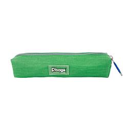 Cartuchera Unicolor Pequeña Verde