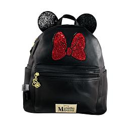 "Morral 11"" Disney Minnie Orejas Negro"