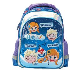 "Morral Niña 13"" Disney Emoji"