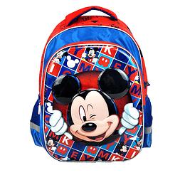 "Morral Niño 16.5"" Disney Mickey 1"