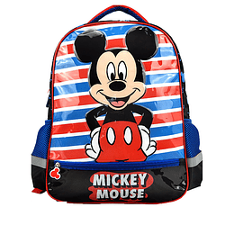 "Morral Niño 16.5"" Disney Mickey 2"