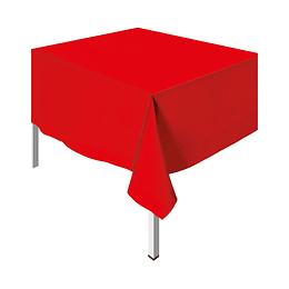 Mantel Rectangular Rojo