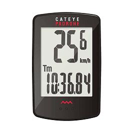 Ciclo computador Cateye Padrone Pa100W Black