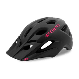 Casco Giro Verce Mate Negro/Rosa
