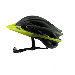 Casco Cliff Race Negro/Amarillo
