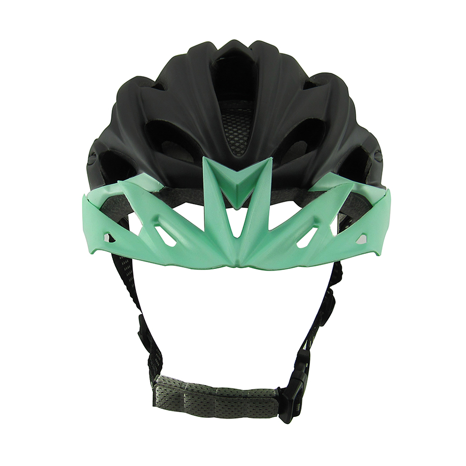 Casco Cliff Race Negro/Menta