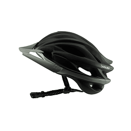 Casco Cliff Race Negro/Gris