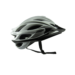 Casco Cliff Race Gris/Negro