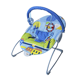 Silla Mecedora Bouncer Blue